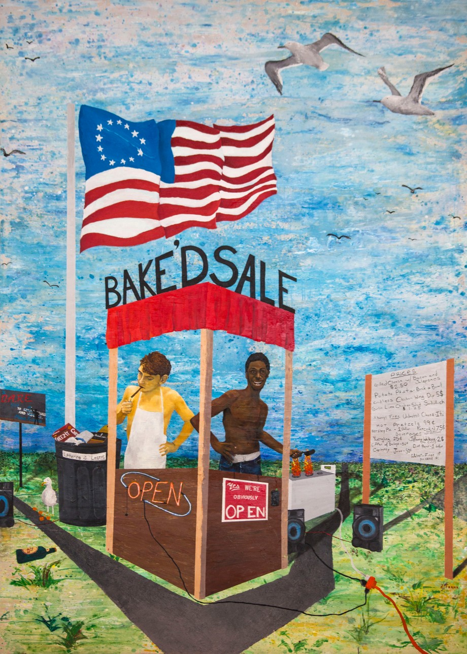 The Bake'd Sale