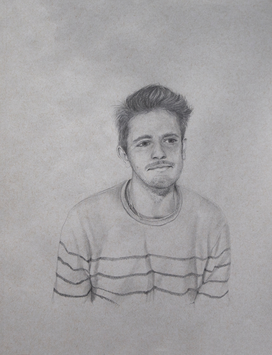 Self Portrait (Nov 2017)